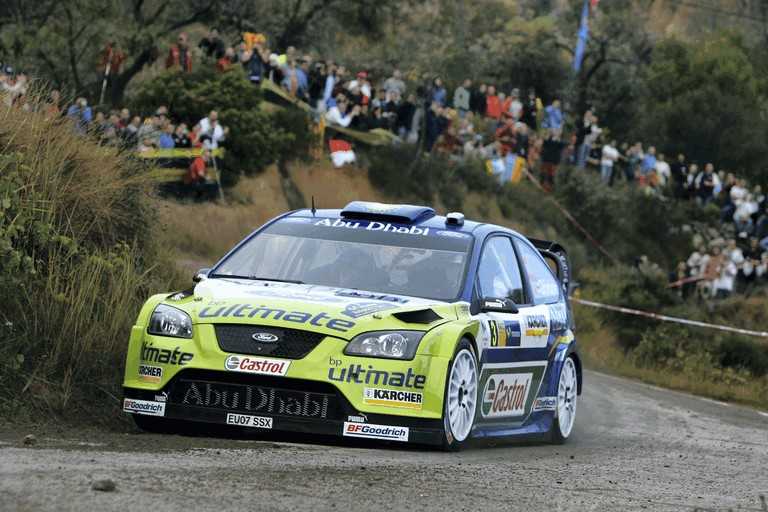2007 Ford Focus RS WRC 245333