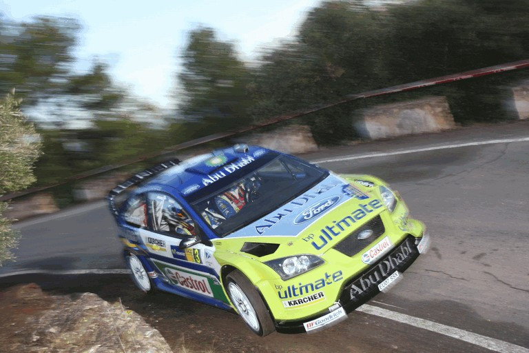 2007 Ford Focus RS WRC 245335