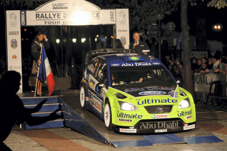 2007 Ford Focus RS WRC 245343