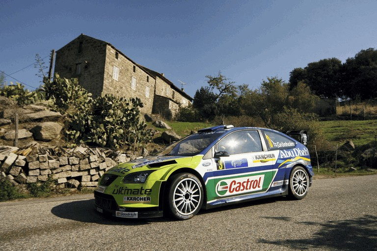 2007 Ford Focus RS WRC 245345