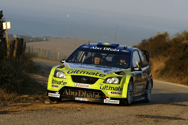 2007 Ford Focus RS WRC 245347