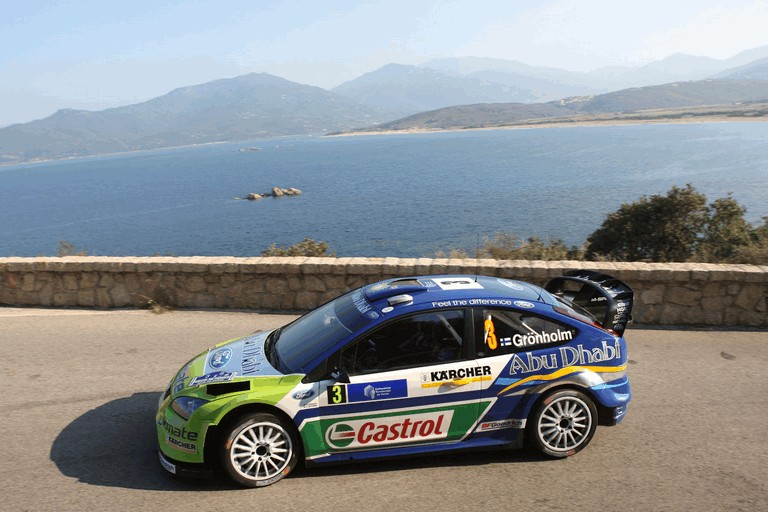2007 Ford Focus RS WRC 245348