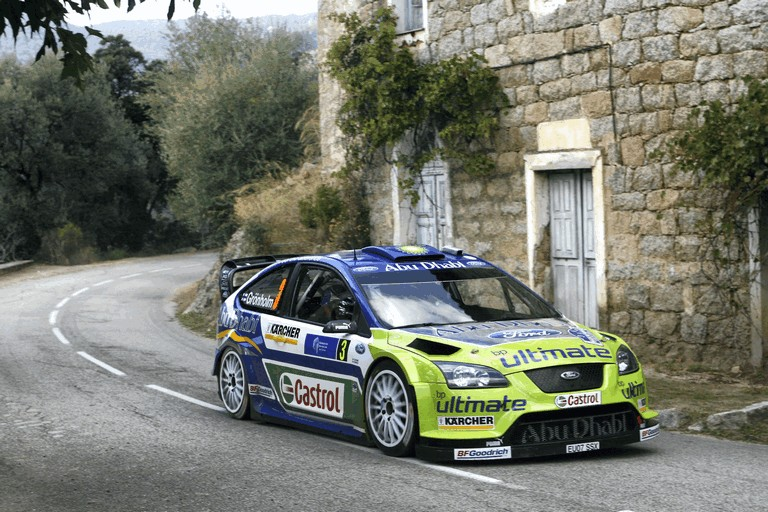 2007 Ford Focus RS WRC 245349