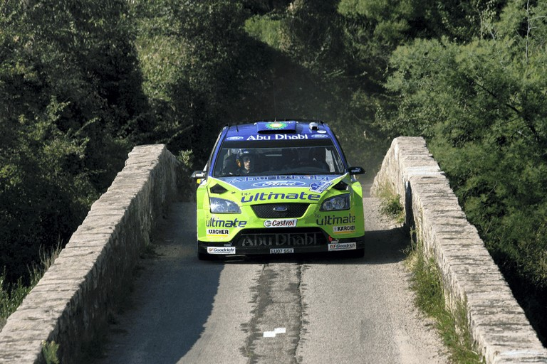 2007 Ford Focus RS WRC 245350
