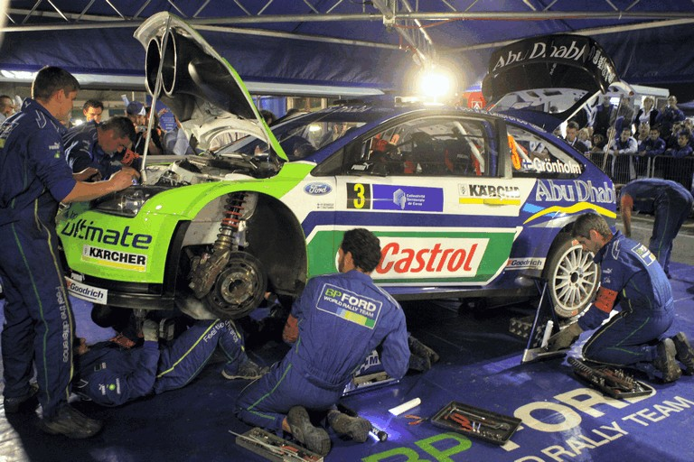 2007 Ford Focus RS WRC 245355
