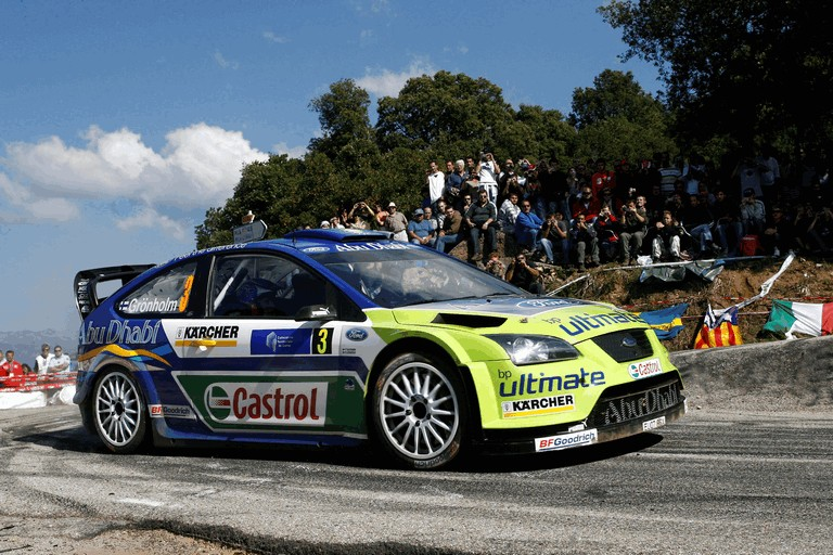 2007 Ford Focus RS WRC 245357