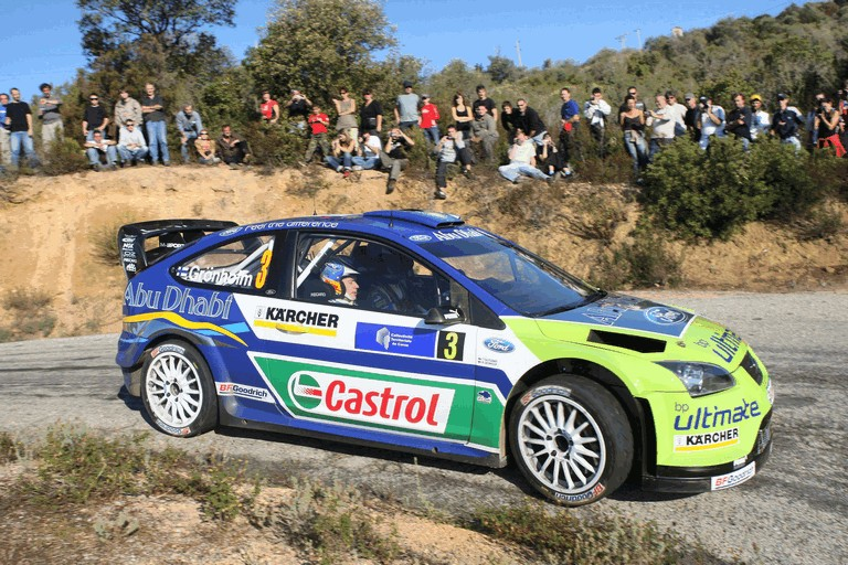 2007 Ford Focus RS WRC 245359