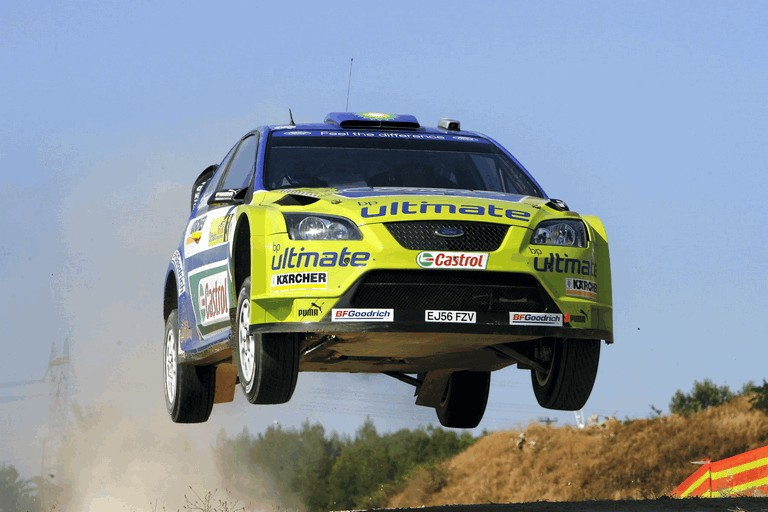 2007 Ford Focus RS WRC 245361