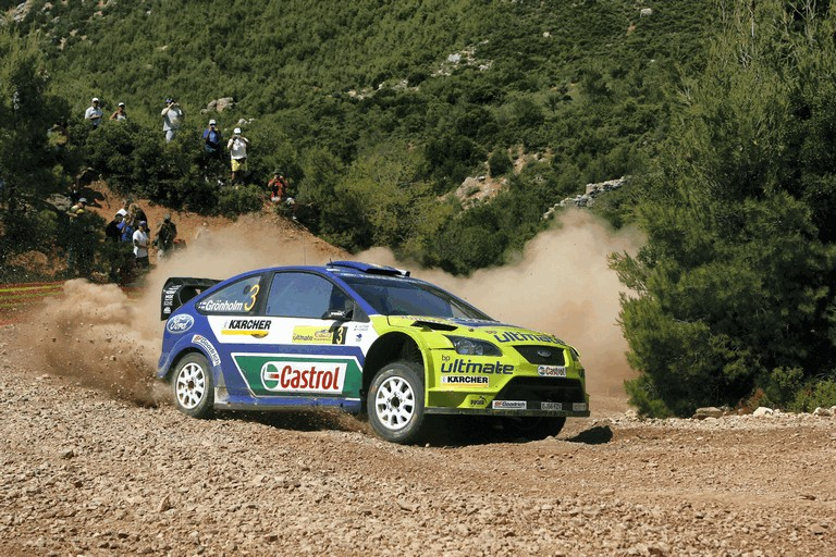 2007 Ford Focus RS WRC 245363
