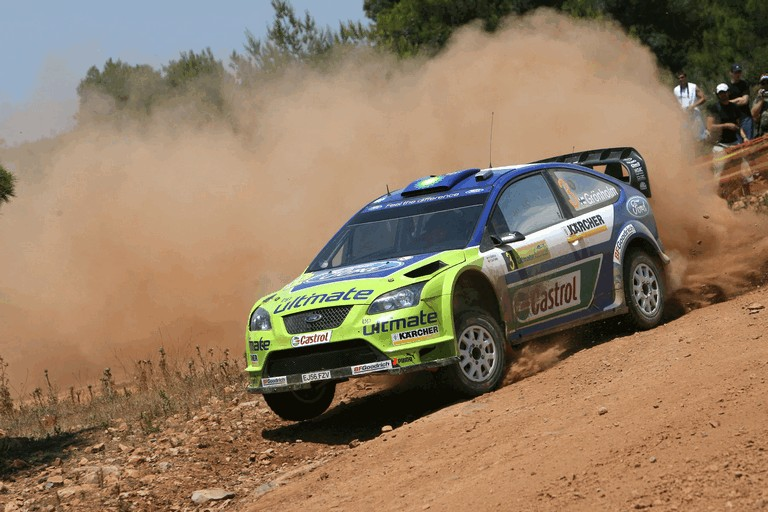 2007 Ford Focus RS WRC 245369