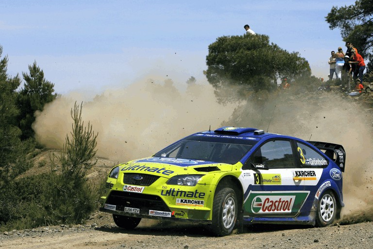 2007 Ford Focus RS WRC 245374