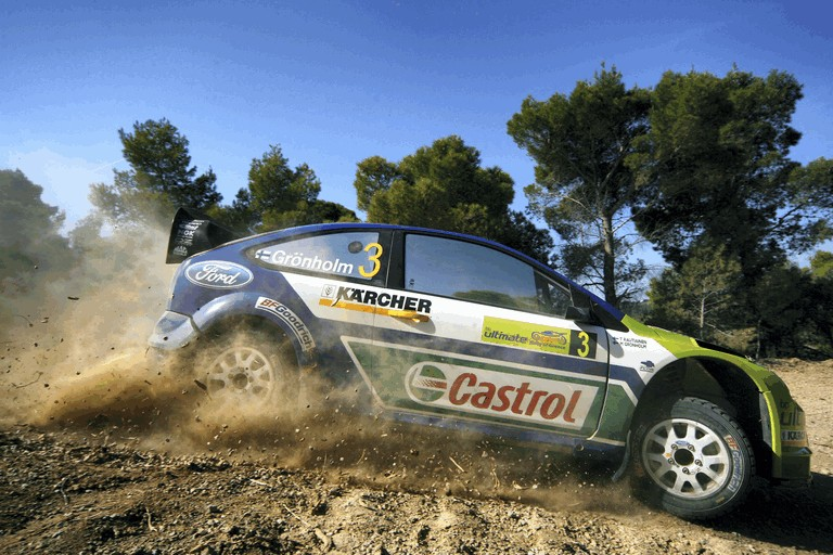 2007 Ford Focus RS WRC 245375