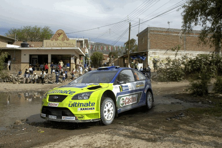 2007 Ford Focus RS WRC 245376