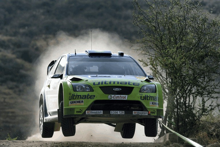 2007 Ford Focus RS WRC 245377
