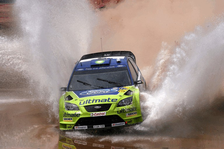 2007 Ford Focus RS WRC 245380