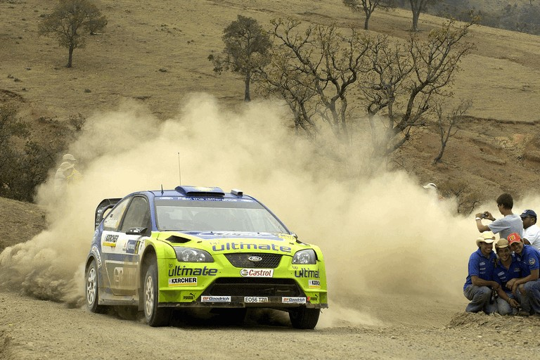 2007 Ford Focus RS WRC 245386