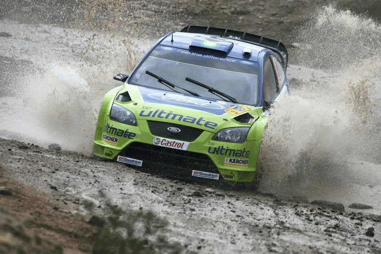2007 Ford Focus RS WRC 245387