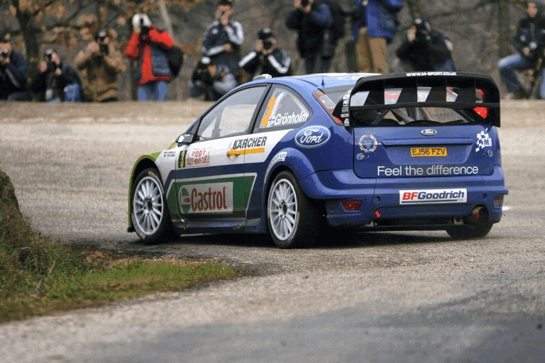2007 Ford Focus RS WRC 245389