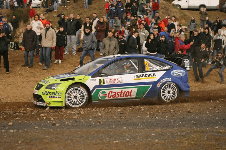 2007 Ford Focus RS WRC 245390