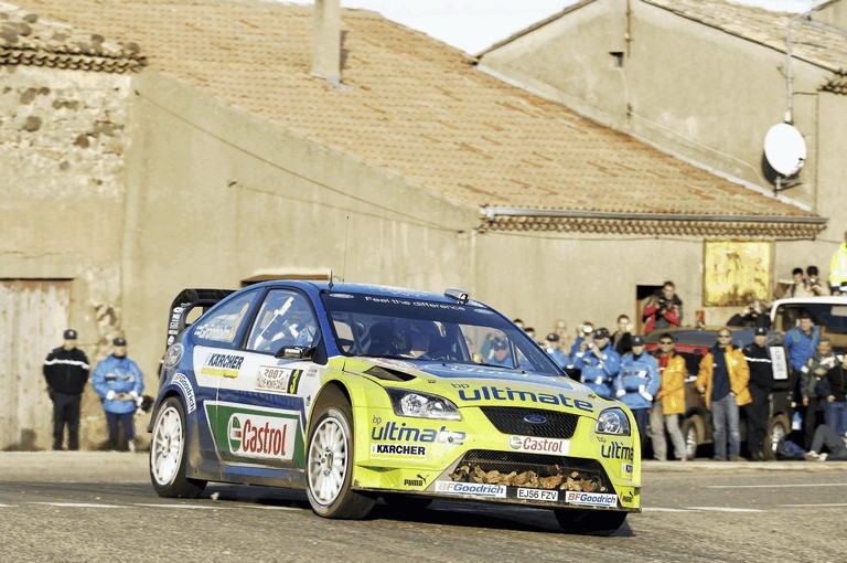 2007 Ford Focus RS WRC 245393