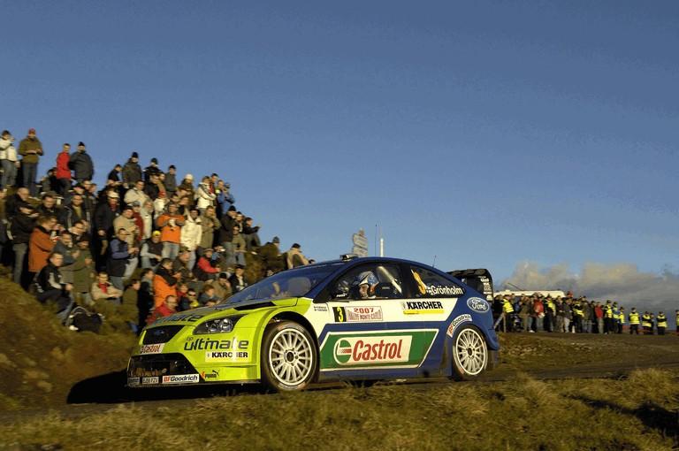 2007 Ford Focus RS WRC 245394