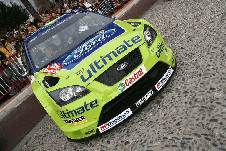 2007 Ford Focus RS WRC 245400