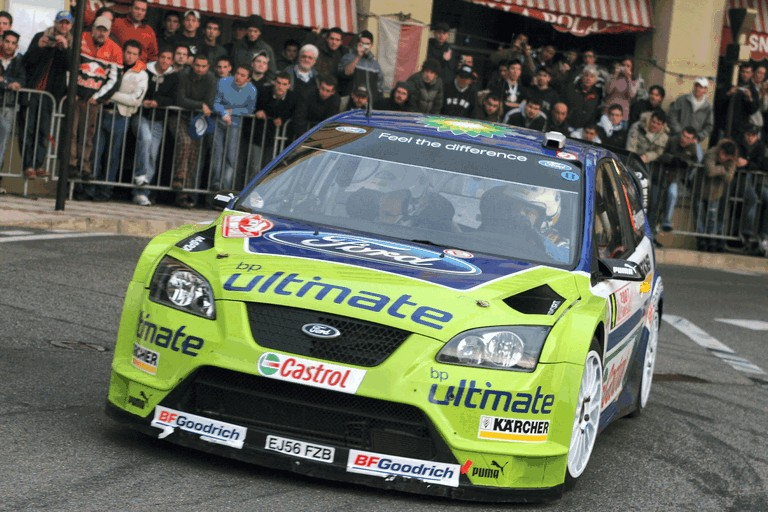 2007 Ford Focus RS WRC 245401