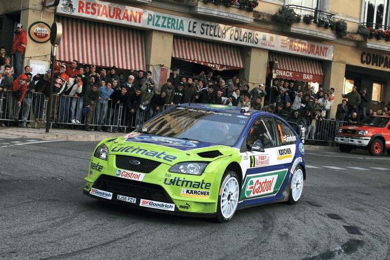 2007 Ford Focus RS WRC 245402