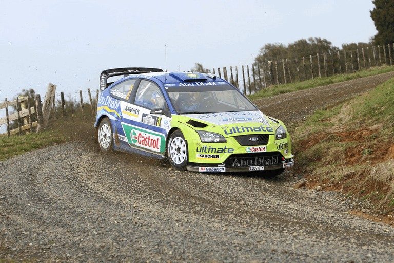 2007 Ford Focus RS WRC 245406
