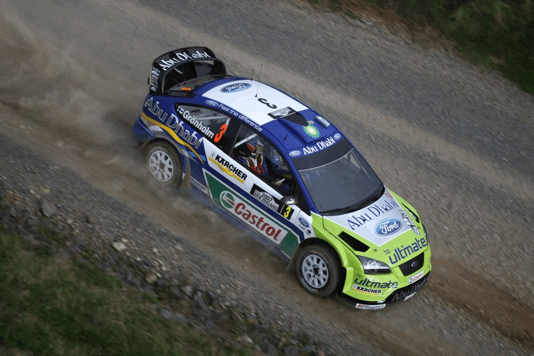 2007 Ford Focus RS WRC 245407