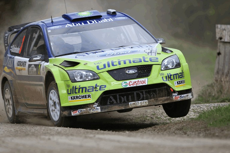 2007 Ford Focus RS WRC 245409