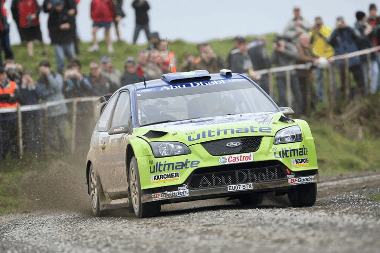 2007 Ford Focus RS WRC 245412