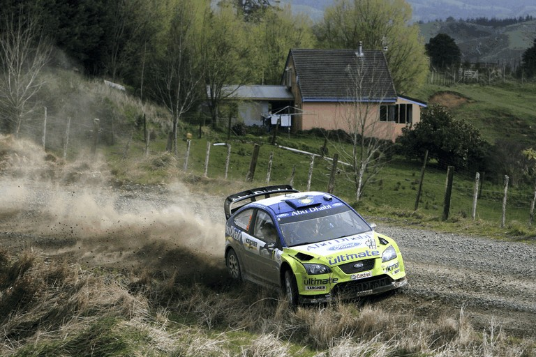 2007 Ford Focus RS WRC 245414
