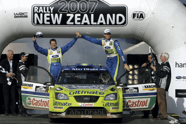 2007 Ford Focus RS WRC 245416