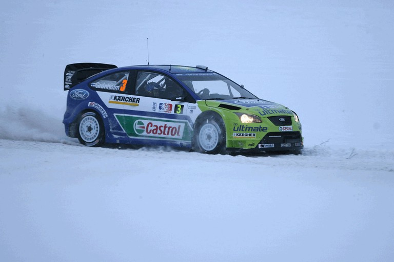 2007 Ford Focus RS WRC 245419