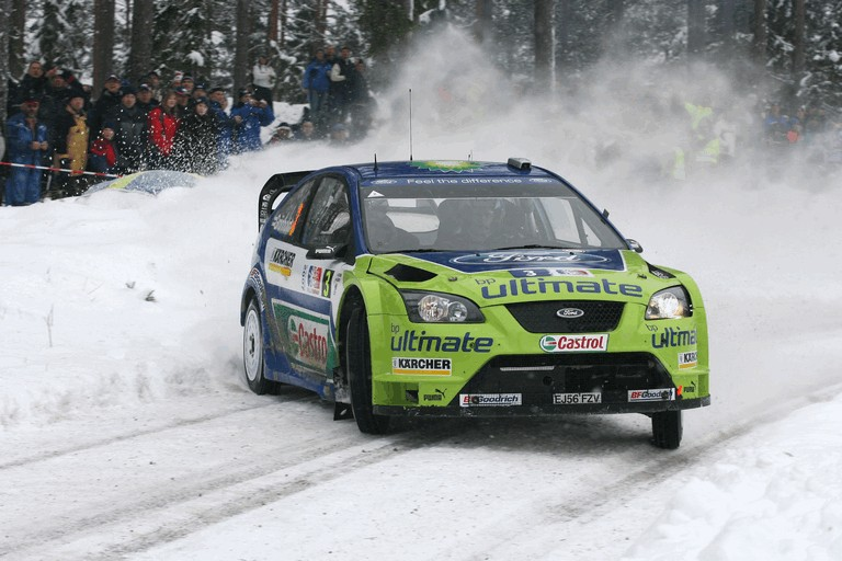 2007 Ford Focus RS WRC 245422