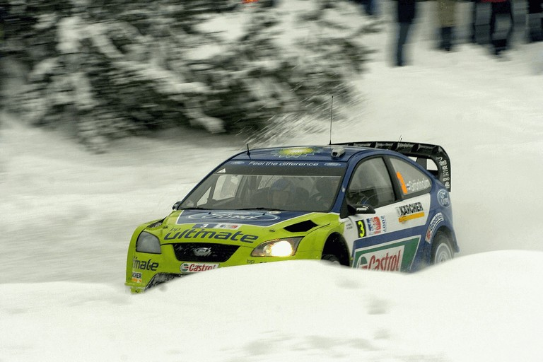 2007 Ford Focus RS WRC 245423