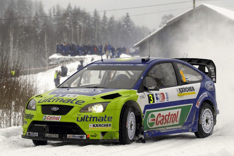 2007 Ford Focus RS WRC 245425