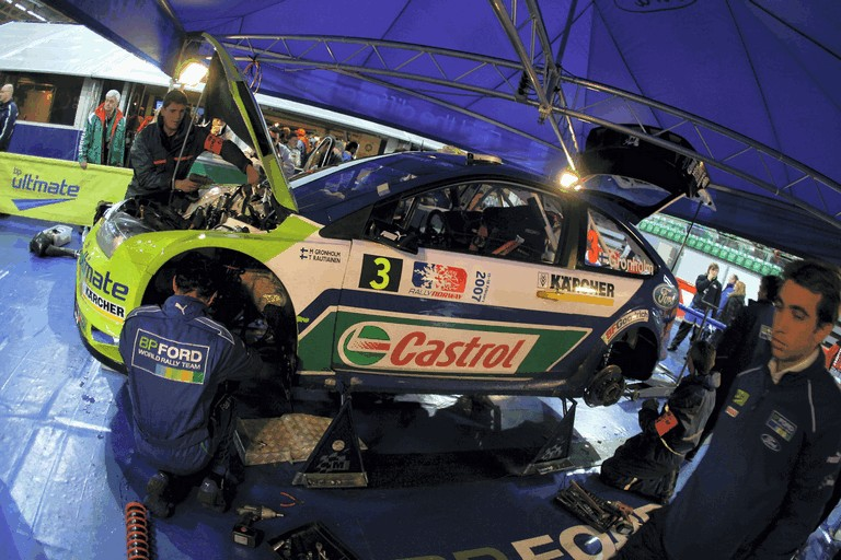 2007 Ford Focus RS WRC 245428