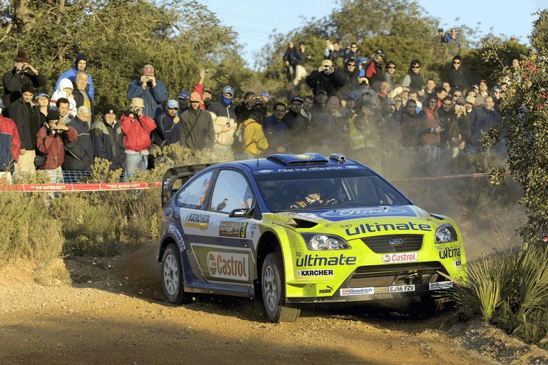 2007 Ford Focus RS WRC 245431