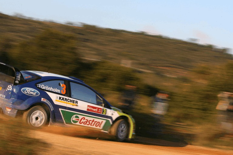 2007 Ford Focus RS WRC 245432
