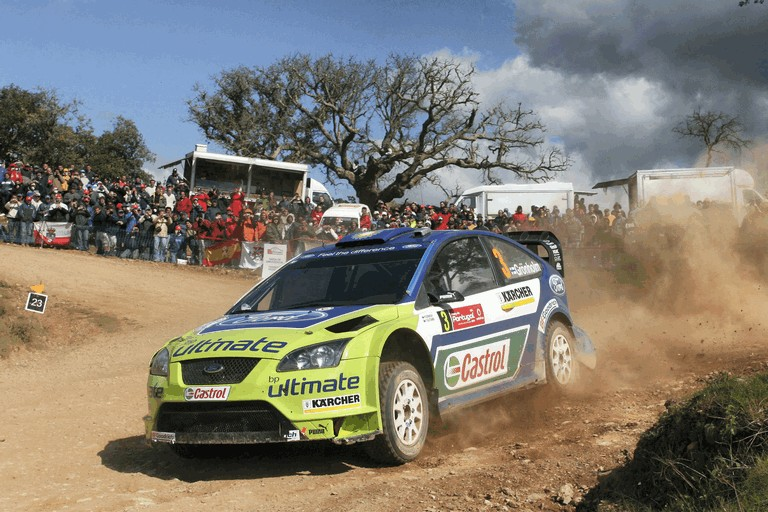2007 Ford Focus RS WRC 245436