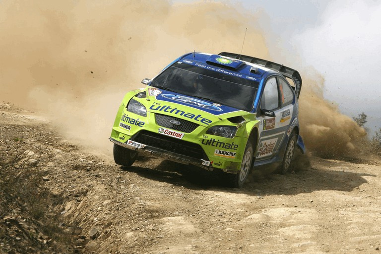 2007 Ford Focus RS WRC 245437