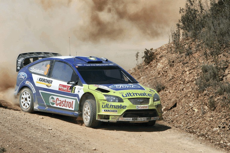 2007 Ford Focus RS WRC 245440
