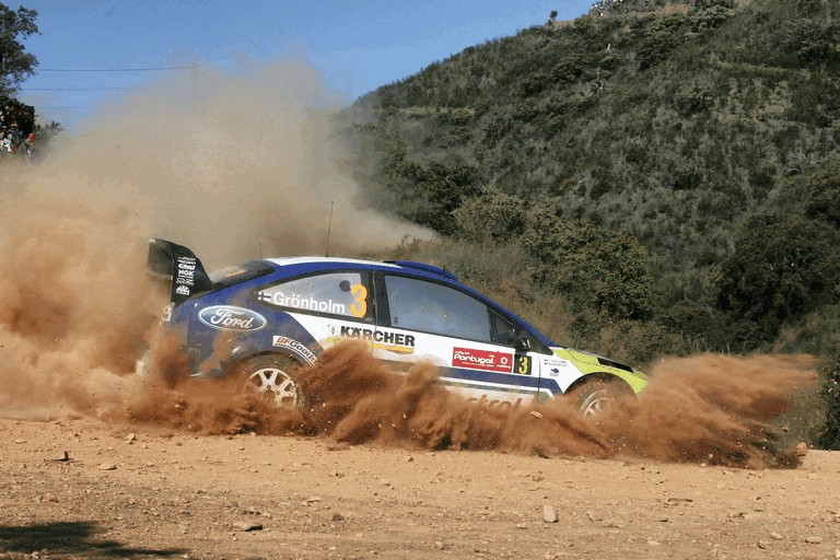 2007 Ford Focus RS WRC 245441