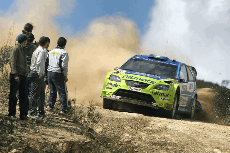 2007 Ford Focus RS WRC 245442