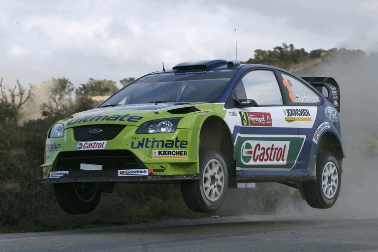 2007 Ford Focus RS WRC 245443