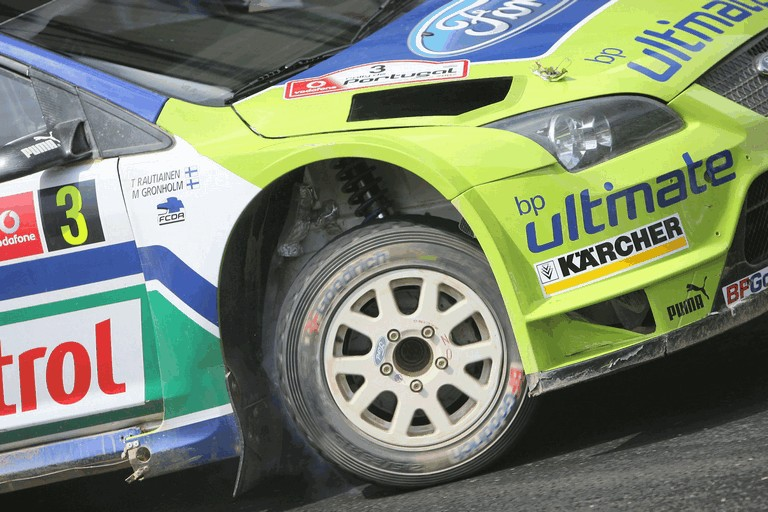 2007 Ford Focus RS WRC 245445