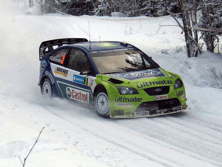 2007 Ford Focus RS WRC 245449