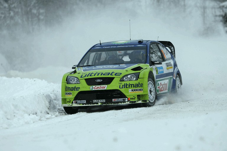 2007 Ford Focus RS WRC 245452